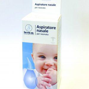 Aspiratore nasale per neonati formesa